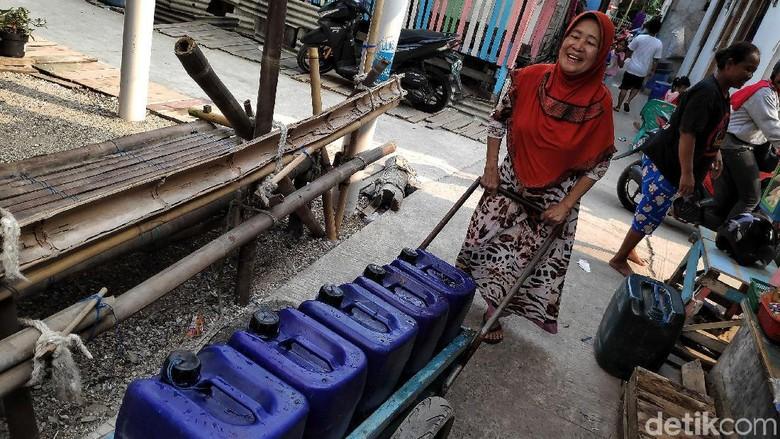 Kadis SDA DKI: Jakbar dan Jakut Daerah Rawan Kekeringan