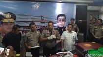 Penyelundup Sabu 11,5 Kg Dalam Galon Cat Tewas, Ditembak Polisi?