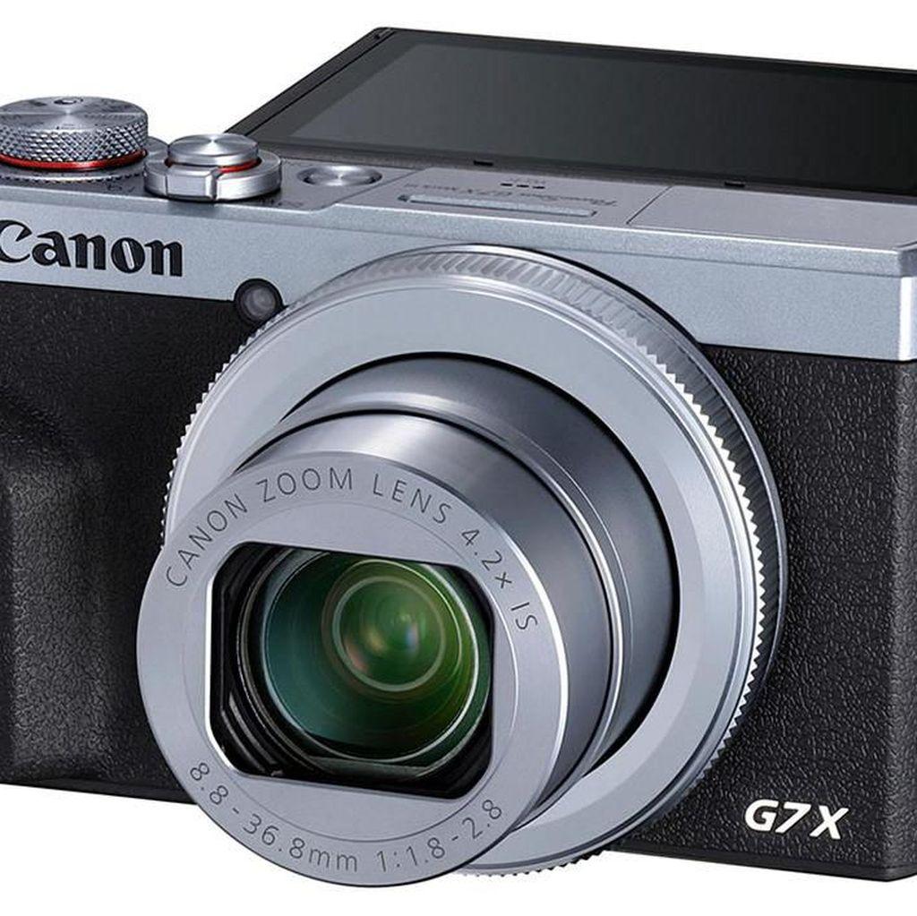 Canon Rilis G7 X III, Bisa Dipakai Live Streaming YouTube