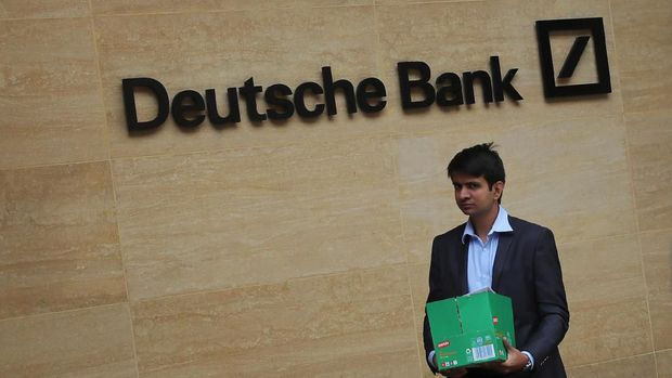 Bisnis Seret, Deutsche Bank PHK & Tutup Bisnis di Indonesia