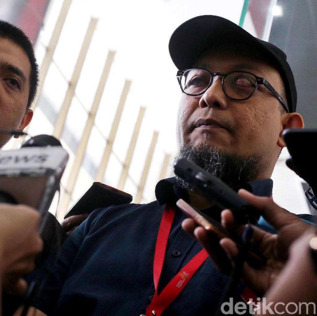 TPF Duga Teror ke Novel Dipicu Dendam Akibat Penggunaan Wewenang Berlebih