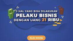Pasang Iklan Rp 2,1 Juta di Adsmart by detikNetwork Bayar Rp 21 Ribu