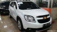 Diler Chevrolet Kuat Hidup dari Hasil Servis