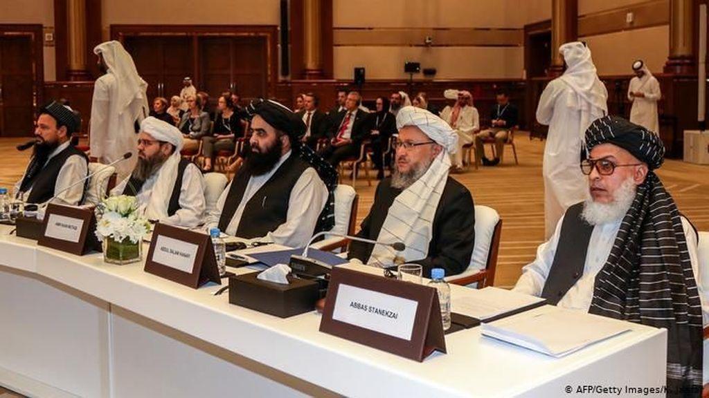 Pemerintah Afghanistan dan Taliban Sepakat Kurangi Kekerasan
