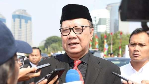 KPK OTT Gubernur Kepri, Mendagri: Sudah Diingatkan Area Rawan Korupsi