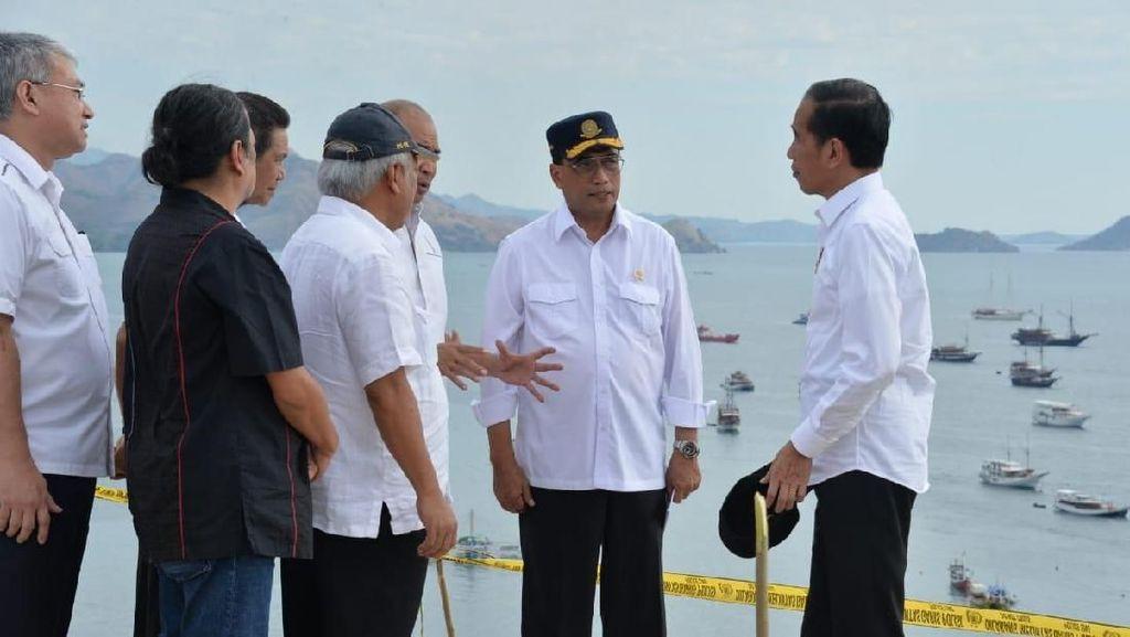 Genjot Wisata Labuan Bajo, Menhub akan Percantik Bandara & Pelabuhan