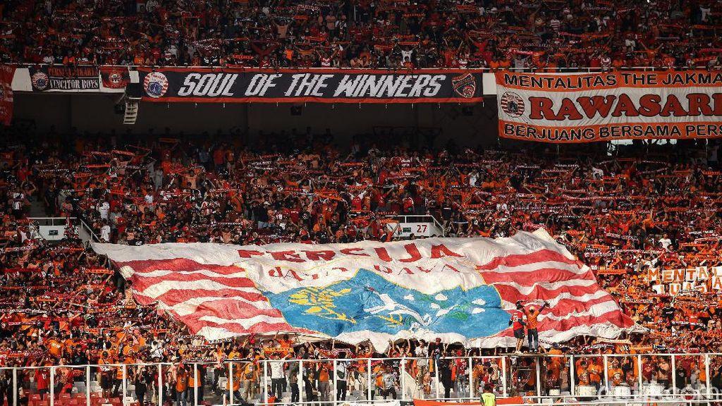 Tiket Final Piala Indonesia Persija vs PSM Makassar Ludes Terjual