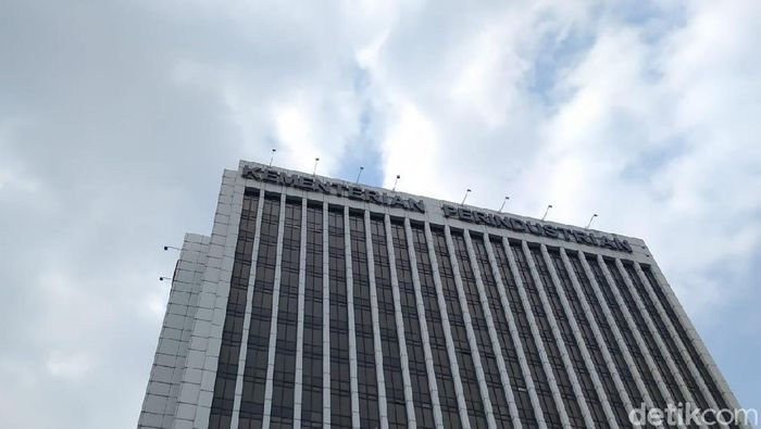 Kantor Kementerian Perindustrian Foto: detikINET/Agus Tri Haryanto