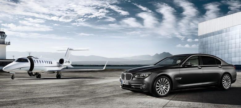 BMW Seri 7 anti-peluru. Foto: Dok. BMW