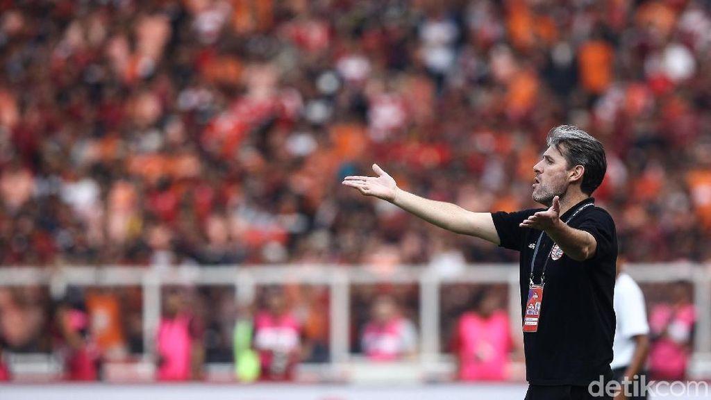 Persija Vs Persib 1-1, Julio: Macan Kemayoran Tak Tenang di Muka Gawang