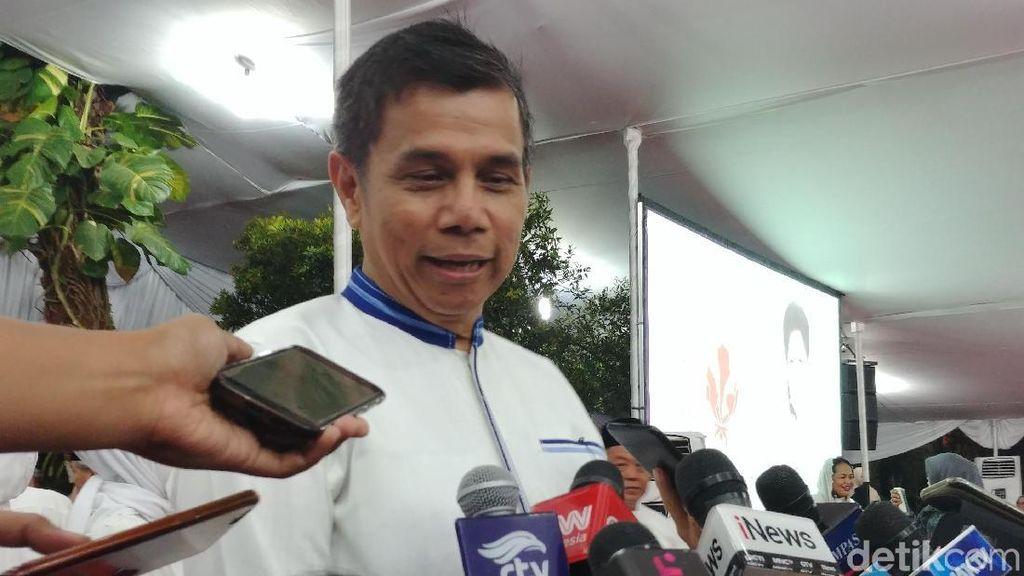 Puan-Erick Thohir Hadiri Tahlilan Ani Yudhoyono, PD: Tak Ada Urusan Politik