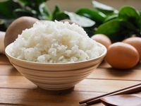 Resep Nasi Goreng Telur Korea  yang Murah Enak