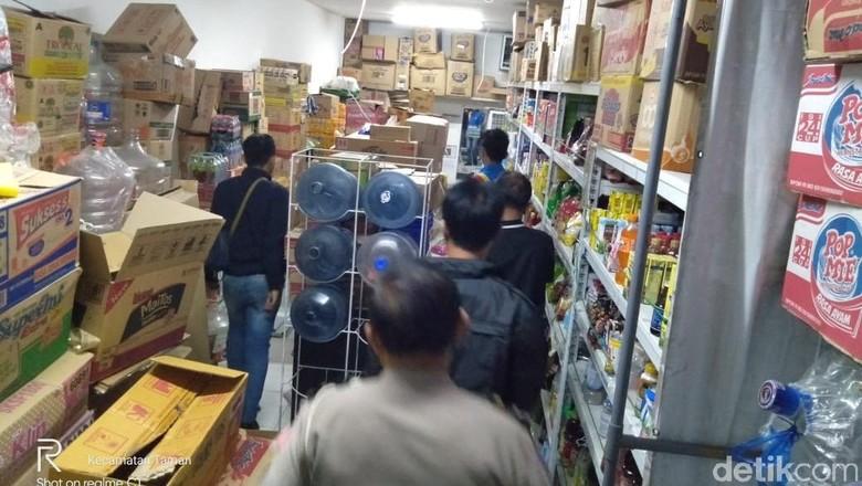 Perampok Bacok Pegawai Minimarket di Sidoarjo, Bawa Lari Uang Puluhan Juta