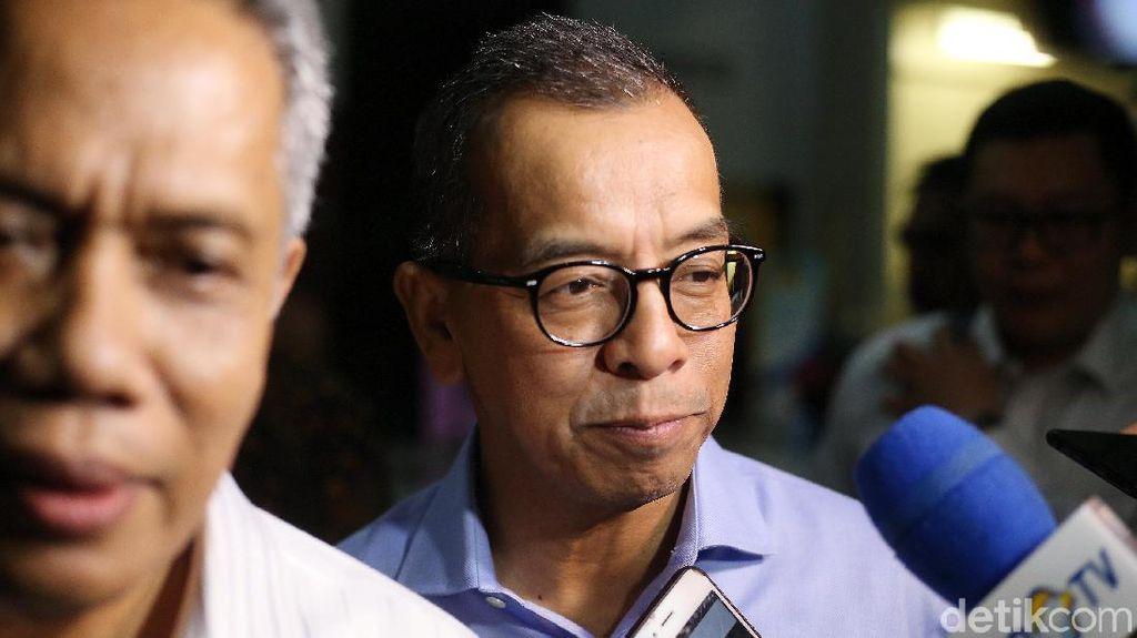 KPK Kembali Panggil Emirsyah Satar Tersangka Kasus Suap