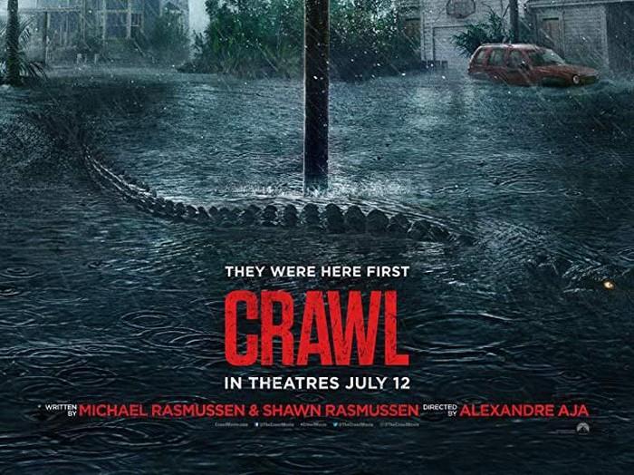 4 Fakta Tentang Crawl Film Bencana Yang Mulai Tayang Hari Ini