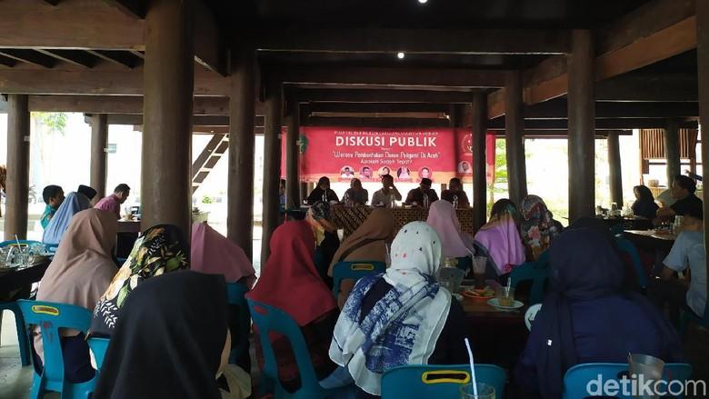 Qanun Poligami Dinilai Sama Persis dengan UU Perkawinan