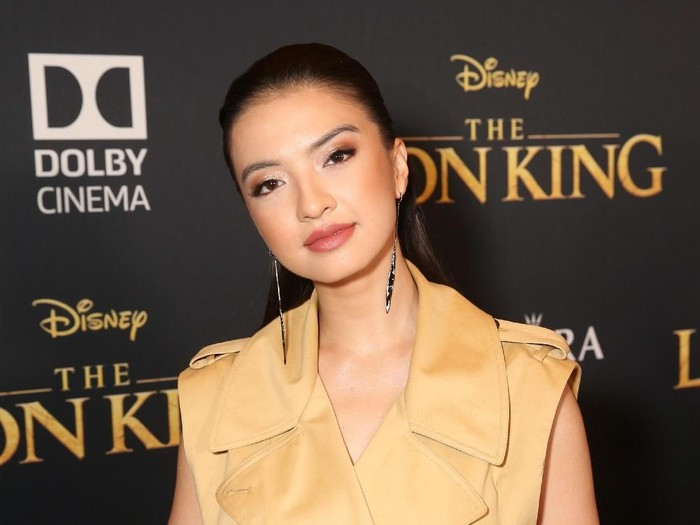 HOLLYWOOD, CALIFORNIA - JULY 09: Raline Shah attends the World Premiere of Disneys THE LION KING at the Dolby Theatre on July 09, 2019 in Hollywood, California. (Photo by Alberto E. Rodriguez/Getty Images for Disney)