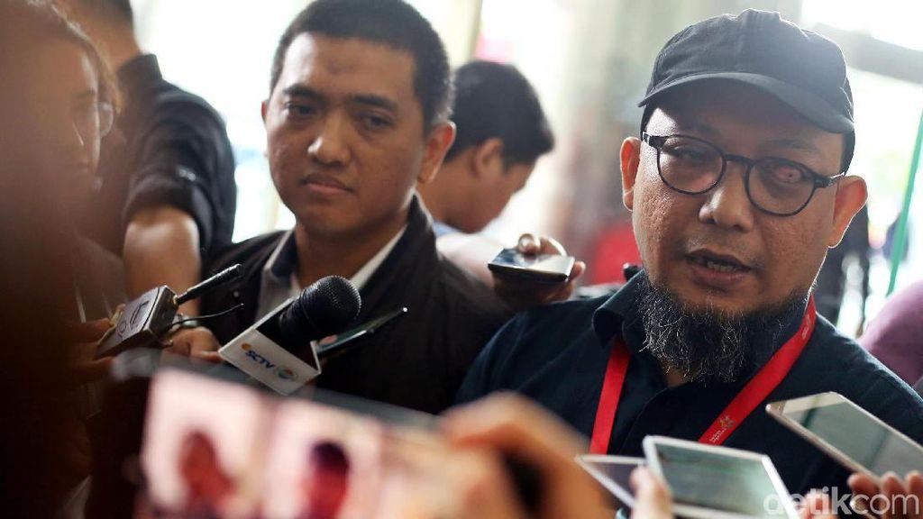 Novel Baswedan Bicara Soal Laporan Penyelidikan Tim Gabungan Polri