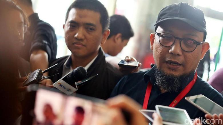 OC Kaligis Gugat Kasus Walet, Novel Baswedan Serahkan ke Koalisi Sipil