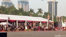 HUT Bhayangkara, Kapolri Berharap Tunjangan Kerja TNI-Polri Ditingkatkan