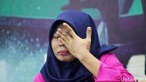 Sambil Terisak Cari Keadilan, Baiq Nuril Curhat ke DPR