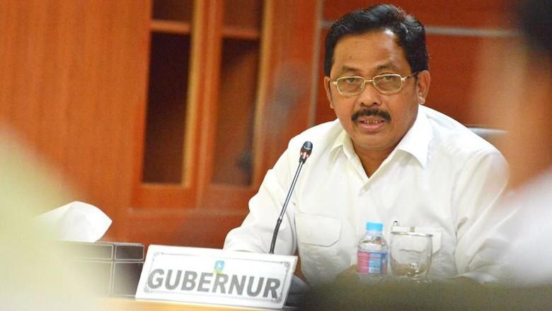 Gubernur Kepri yang Kena OTT KPK Dibawa ke Jakarta