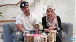 Cicipi 6 Brown Sugar Boba, Fitrop dan Suami Kompak Pilih Merek Terenak