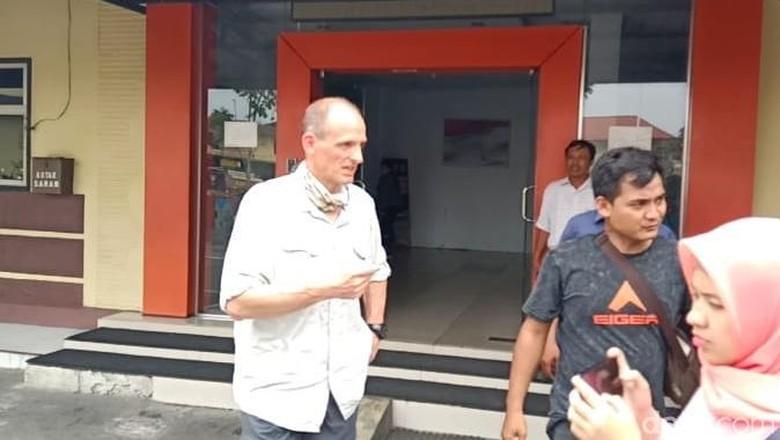 Turis Asal Prancis Dijambret di Medan, Ponsel dan Kamera Raib