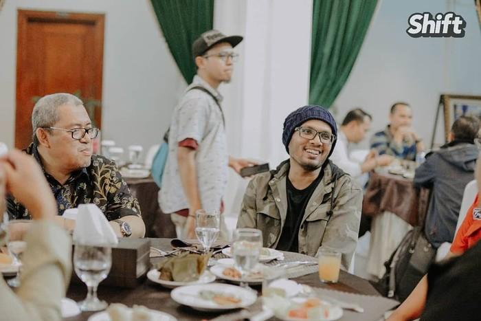 Beberapa waktu lalu, kajian yang diadakan oleh Komunitas Patriot Hijrah di Tegal terpaksa dibatalkan karena mendapat penolakan dari Gerakan Pemuda (GP) Ansor. Padahal Ustaz Hanan Attaki selaku pembicara kajian sudah tiba di lokasi. Foto: Instagram hanan_attaki