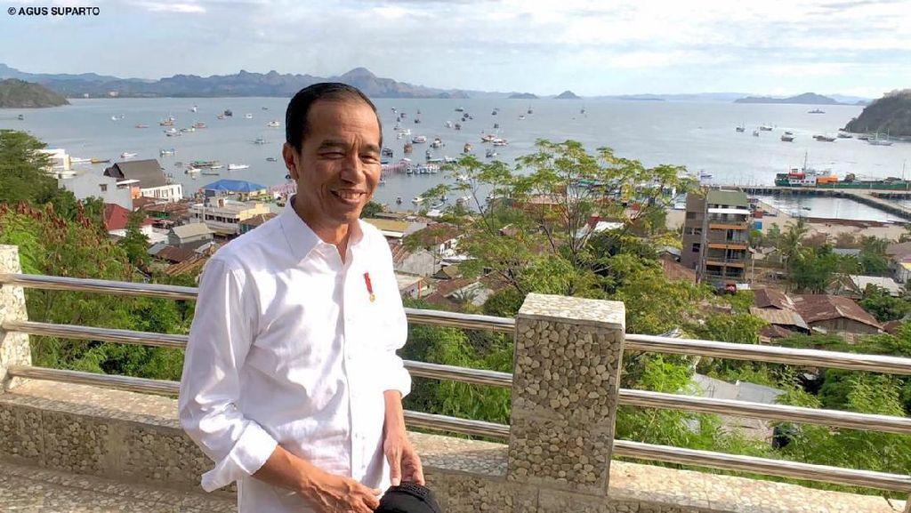Incar Turis Premium, Jokowi Usir Pelabuhan Kontainer di Labuan Bajo