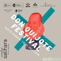 Ada Pertunjukan Wayang Golek 'Den Kisot' di Festival Don Quijote
