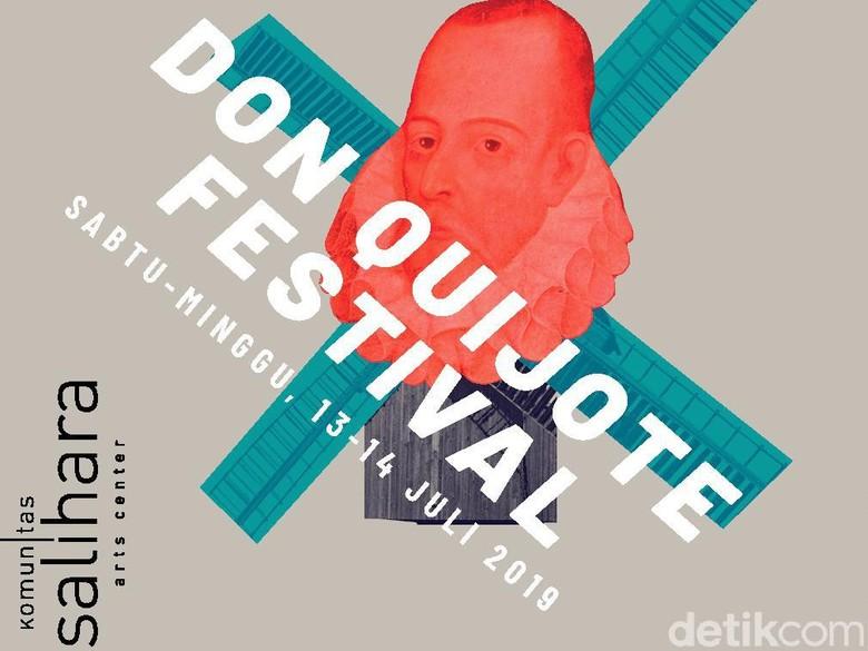 Foto: Festival Don Quijote (Tia Agnes/detikHOT)