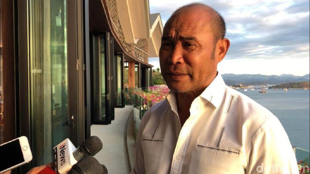 Viktor Laiskodat Copot Kepala BPBD NTT karena Lamban Tangani Bencana