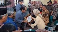 ATVSI Beri Penghargaan Kepada Almarhum Sutopo Purwo Nugroho