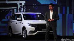 Mobil Ramah Lingkungan Mitsubishi Harganya Tembus Rp 1,2 Miliar