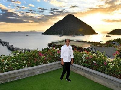Pak Jokowi, Tolong Jangan Tutup Pulau Komodo