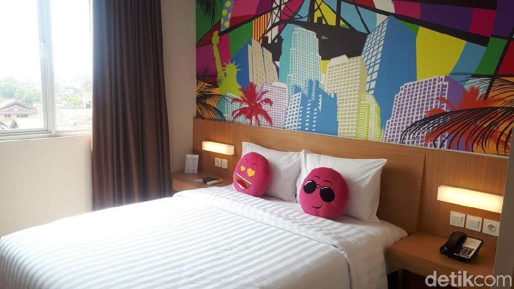 Archipelago Resmi Buka favehotel Hasyim Ashari Tangerang