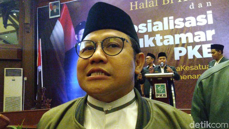 Cak Imin Undang SBY dan Prabowo ke Muktamar PKB Bali