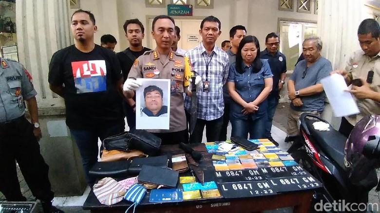 Dor! Polisi Kembali Tembak Mati Bandit Jalanan di Surabaya