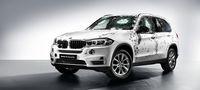 BMW X5 anti-peluru.
