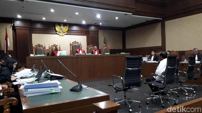 Mantan Kepala Kantor Wilayah Kementerian Agama Jawa Timur Haris Hasanudin (Faiq Hidayat/detikcom)
