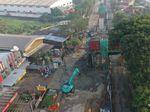 Beton Tol BORR Ambrol karena Human Error, Kepala Proyek-Pengawas Dicopot