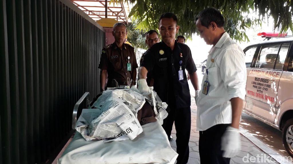 Mayat Kakek Bersimbah Darah di Pinggir Jalan Brebes, Ini Ciri-cirinya