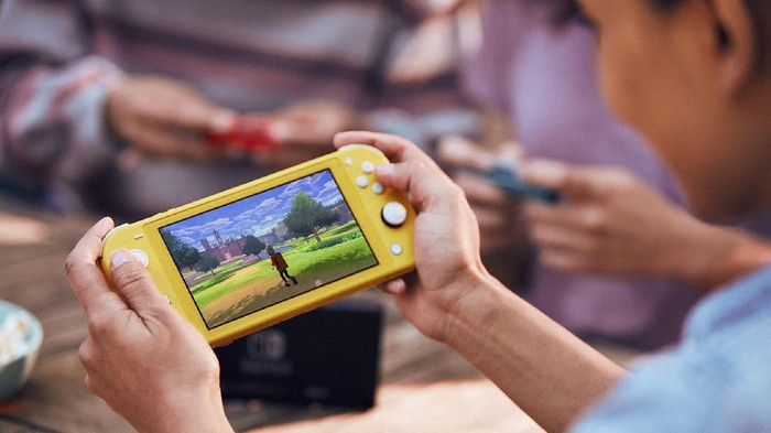 Nintendo Switch. Foto: Nintendo