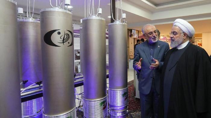 Kesepakatan nuklir Iran: Mengapa batas pengayaan uranium jadi bagian penting?