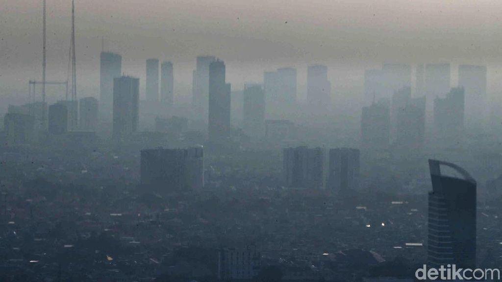 Polusi Udara di DKI Bukan Pemicu Utama Kanker, Gaya Hidup Lebih Berpengaruh