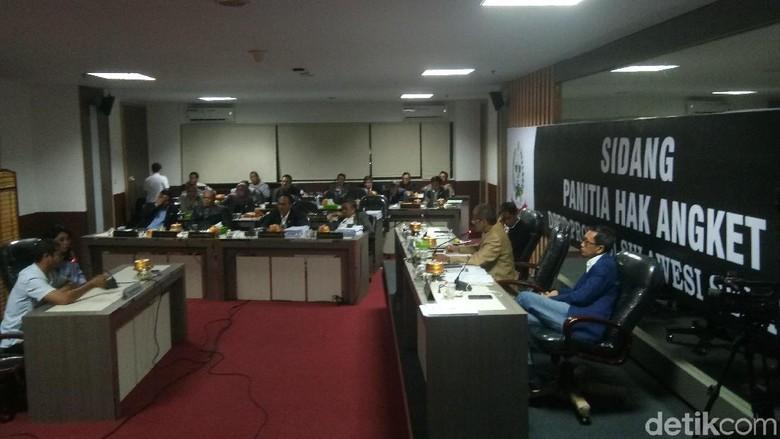 Pansus Angket Soroti Stafsus Gubernur Sulsel: Tupoksi Humas Diambil Alih