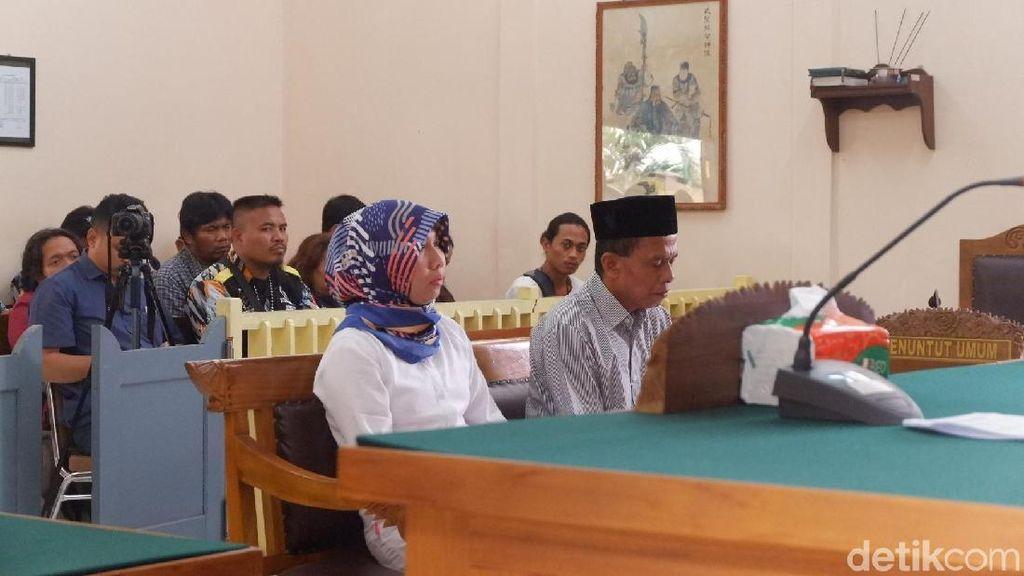 Tidak Berubah dari Tuntutan, Priyanto Divonis 3 Tahun Penjara