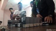 900 Bungkus Rokok Jemaah Haji asal Jabar Diamankan Bea-Cukai Bekasi