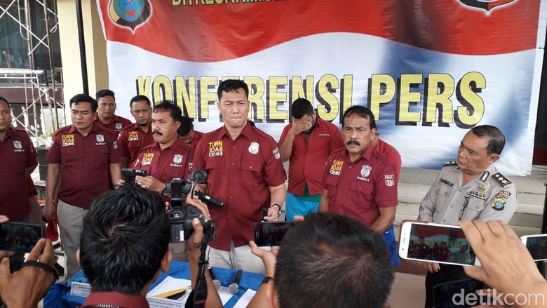Curi Motor Tukang Parkir, Polisi Gadungan di Sumut Ditangkap